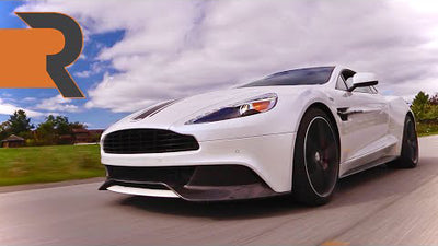 The Aston Martin Vanquish Is One Of The Last NA V12 Supercars | Handbuilt, British, and Analog.