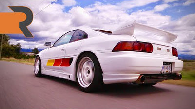 Lotus Supercharged 2GR V6 Toyota MR2 | The Eye of the Storm.