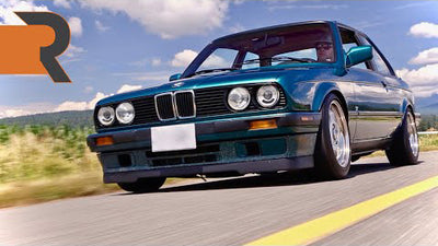 "Euro S50-Swapped BMW E30 | The Cold-Blooded ""M"" Car BMW Never Built."