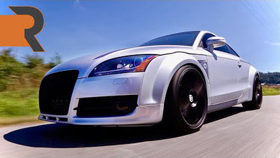 The 700HP HPA Motorsports Audi TT VR6 Turbo | Unleashing Primal Chaos.
