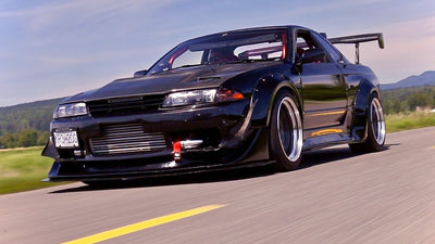 The Underdog 500HP Single Turbo Skyline R32 | Armed to the Teeth