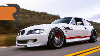 "850+ HP BMW M Coupé ""The Clown Shoe"" 