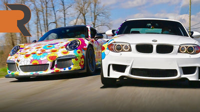 How The 2011 BMW 1M and Porsche 911 GT3 RS Shifted The Sports Car World Forever.