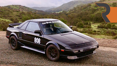 The 350HP 3S-GTE Powered Toyota AW11 MR2 | A Wolf In Sheep's Clothing