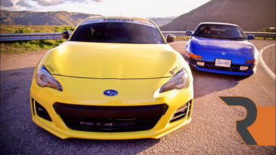 Turbocharged HKS Subaru BRZ vs. JDM Toyota MR2 GT-S Turbo | Budget Boost Battle!