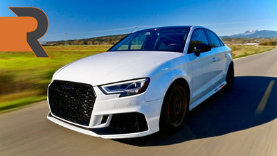 This Built 780HP Audi RS3 Launches Like Nothing Else! | 9-Second Supercar Killer