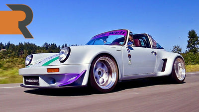 "The Legend of RWB Porsche 911 ""Prince of Eights"" 