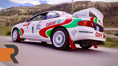 The Toyota Celica GT-Four Was Once The Undisputed JDM Rally Icon.