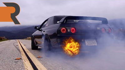 The Original 900HP Fire-Spitting Skyline R32 GTR | A Boost Addict's Relapse