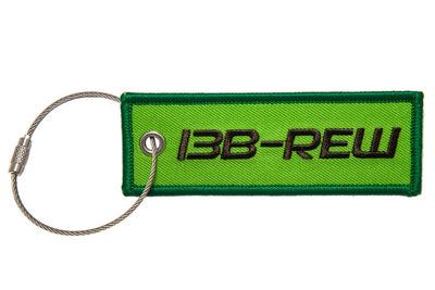 13B-REW Engine Code Jet Tag