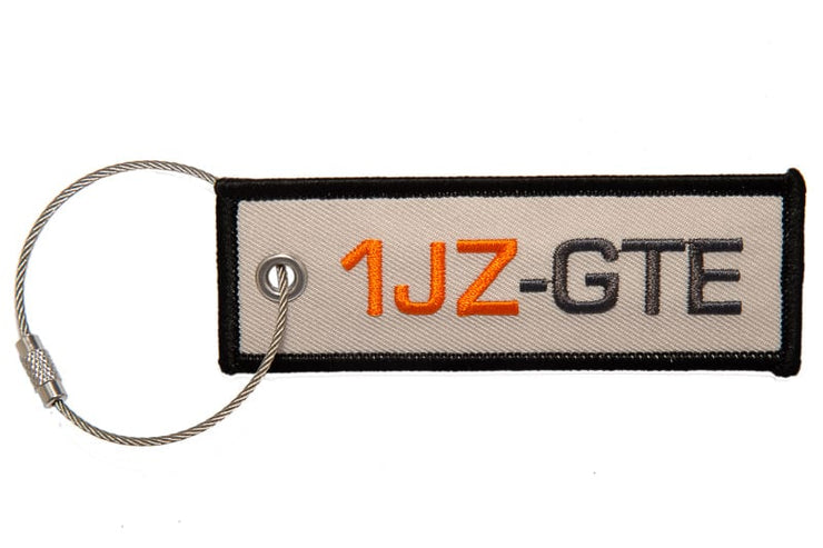 1JZ-GTE Engine Code Jet Tag