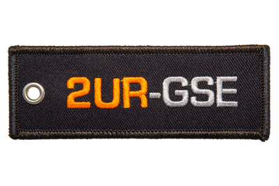 2UR-GSE Engine Code Jet Tag
