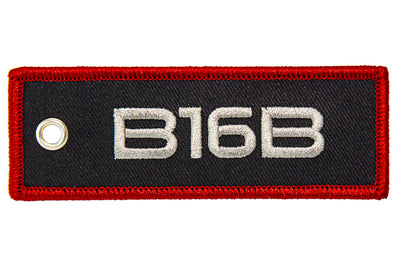 B16B Engine Code Jet Tag