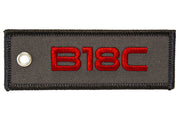 B18C Engine Code Jet Tag