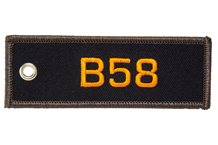 B58 Engine Code Jet Tag