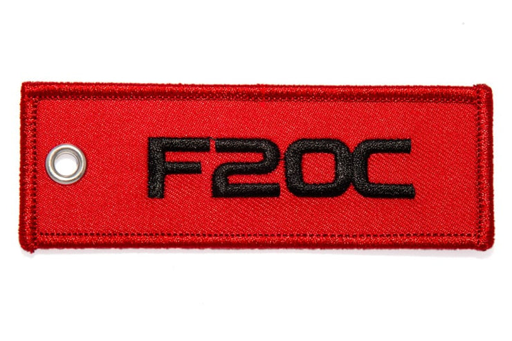 F20C Engine Code Jet Tag