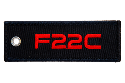 F22C Engine Code Jet Tag