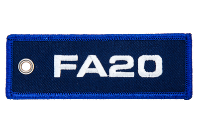 FA20 Engine Code Jet Tag
