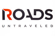 """Roads Untraveled"" Logo Decal"