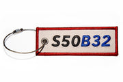 S50B32 Engine Code Jet Tag