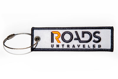 Roads Untraveled Jet Tag
