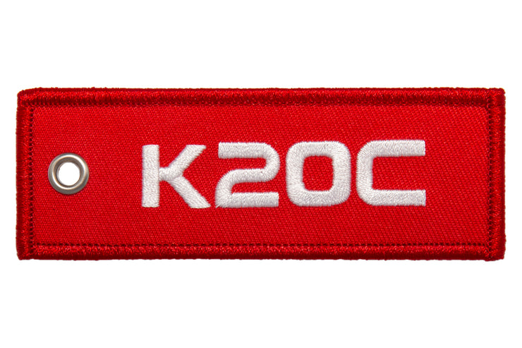 K20C Engine Code Jet Tag