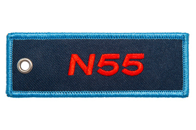 N55 Engine Code Jet Tag