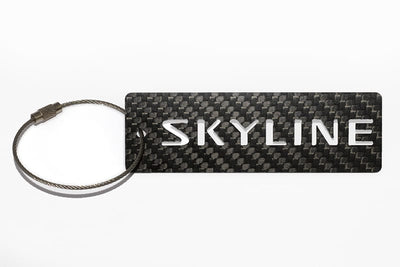 Skyline Carbon Fiber Tag
