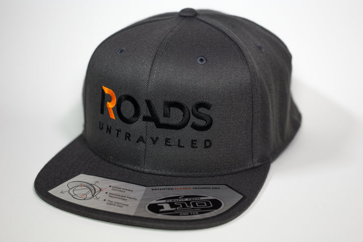 Roads Untraveled Snapback Hat