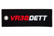 VR38DETT Engine Code Jet Tag