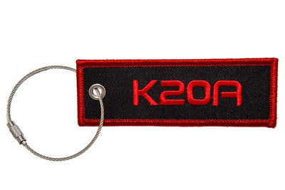 K20A Engine Code Jet Tag