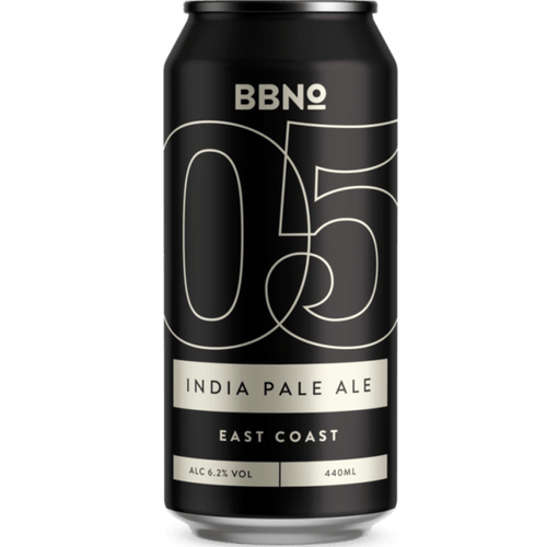 Brew By Numbers (BBNO) 05 India Pale Ale East Coast IPA 440ml (6.2%)