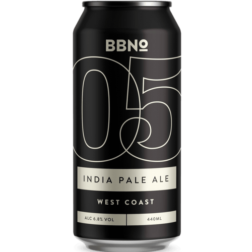 Brew By Numbers (BBNO) 05 India Pale Ale West Coast IPA 440ml (6.8%)