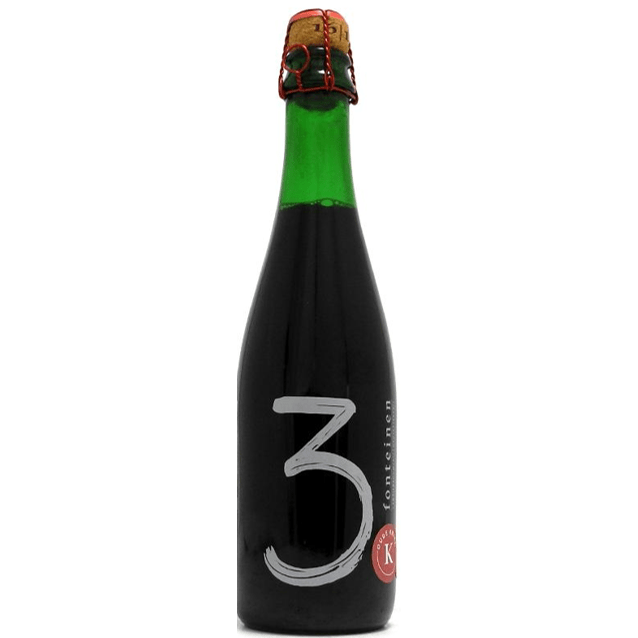 3 Fonteinen Oude Kriek (Cherry Lambic) 375ml (6.4%)