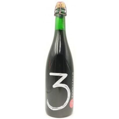 3 Fonteinen Robijn (Cherry Lambic) 750ml (6.4%) - 1 bottle limit - indiebeer