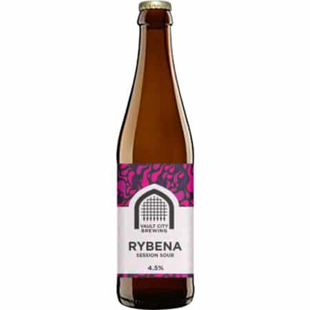 Vault City Rybena Session Sour 333ml (4.5%) - indiebeer