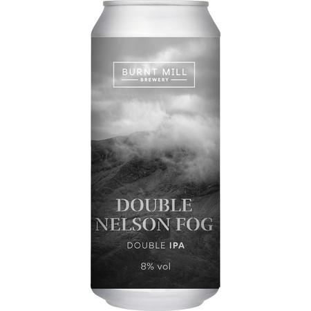 Burnt Mill Double Nelson Fog DIPA 440ml (8%)