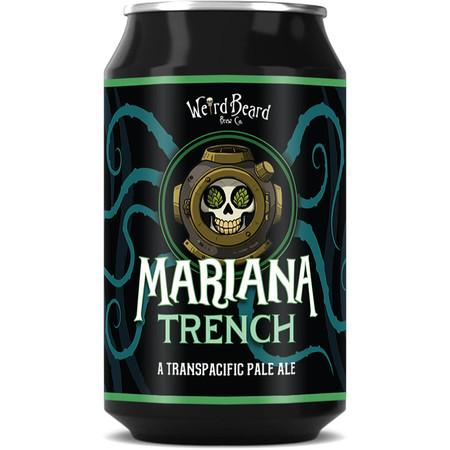 Weird Beard Mariana Trench Pale Ale 330ml (5.3%) - indiebeer
