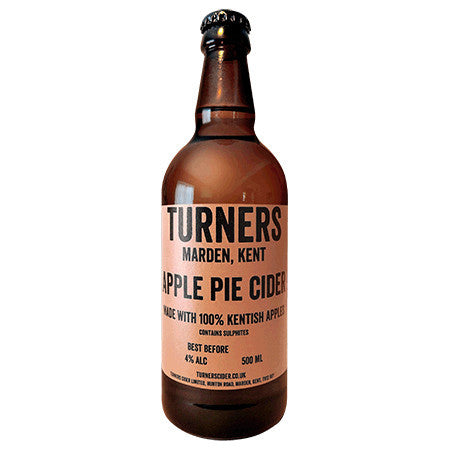Turners Apple Pie Cider 500ml (5.5%)