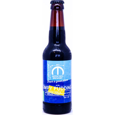 Moncada Impy Pudding Stout 330ml (10.4%)