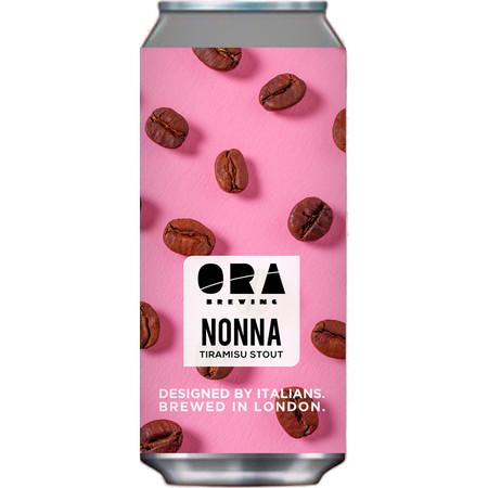ORA Brewing Nonna Tiramisu Stout 440ml (5.6%)