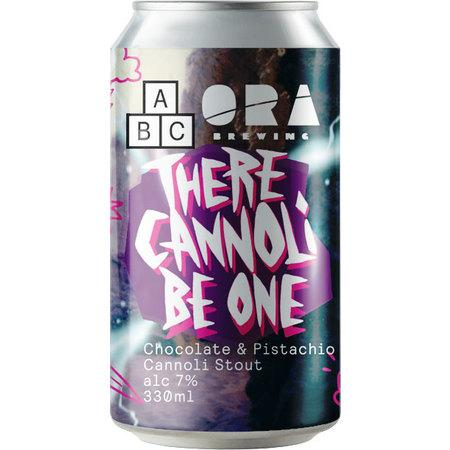 ORA Brewing There Cannoli Be One Chocolate and Pistachio Cannoli Stout 330ml (7%)