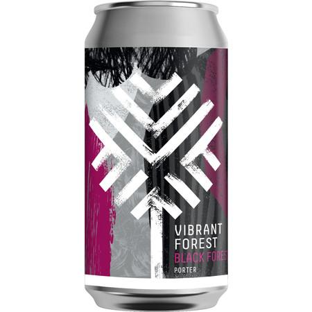 Vibrant Forest Black Forest Porter 440ml (4.9%)