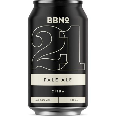 Brew By Numbers 21 Pale Ale 330ml (5.2%) - indiebeer