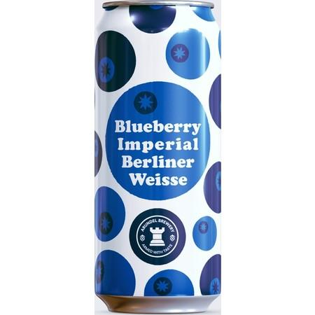 Arundel Blueberry Imperial Berliner Weisse 440ml (7%)