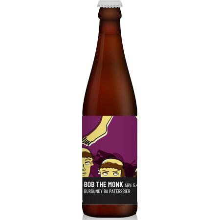 Time & Tide Bob the Monk: Bretted BA Patersbier 375ml (5.4%) - indiebeer
