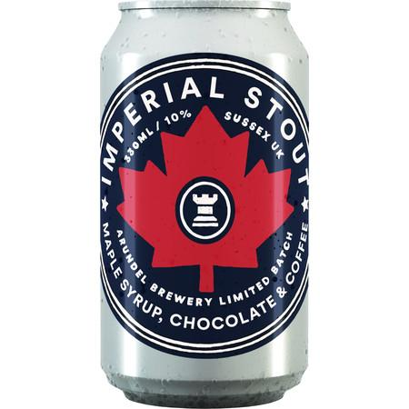 Arundel Imperial Maple, Chocolate and Coffee Stout 330ml (10%)