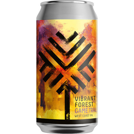Vibrant Forest Game Trails IPA 440ml (6%)