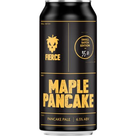 Fierce Maple Pancake Pale Ale 440ml (6.5%)