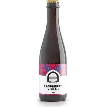 Vault City Raspberry Violet Sour 375ml (7.1%)